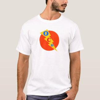 Camiseta Super héroe de OCD