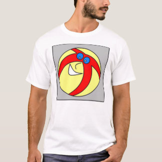 Camiseta Super héroe del voleibol