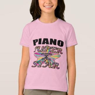 Camiseta Superestrella del piano