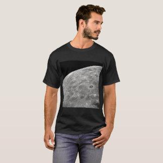 Camiseta superficie lunar
