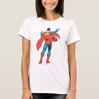 Camiseta Superhombre de detrás