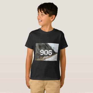 Camiseta superior de la península de Rocky 906