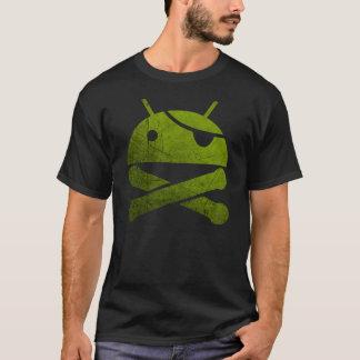 Camiseta Superuser androide