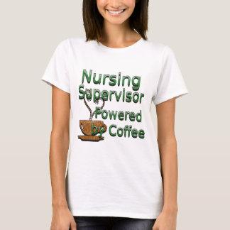 Camiseta Supervisor del oficio de enfermera accionado por
