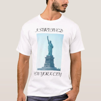 Camiseta Supervivencia de NYC