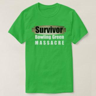 Camiseta Superviviente de la masacre de Bowling Green