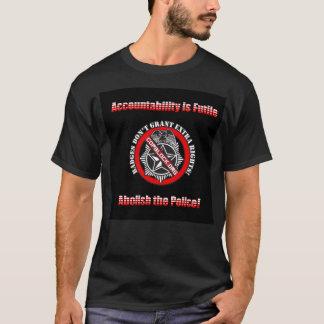 Camiseta Suprima la policía - bloque del poli