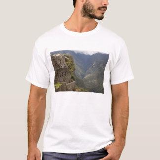 Camiseta Suramérica, Perú, Machu Picchu. Ruinas de la