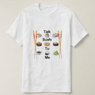 Camiseta ¡Sushi de la charla!