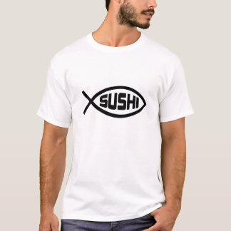 Camiseta Sushi Jesús