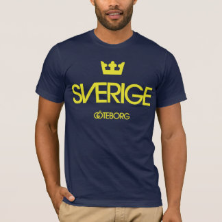 Camiseta Sverige (Suecia) Göteborg 1 corona