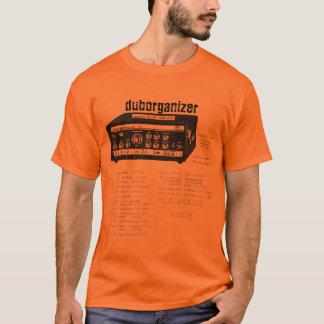Camiseta t duborganizer