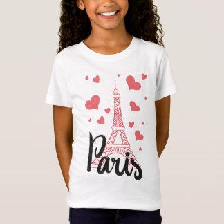 Camiseta T - shirt BASIC Muchacha París