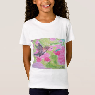 Camiseta T-Shirt de princesa Toytastic Hummingbird Girls'