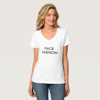 Camiseta T SHIRT Fack Fashion