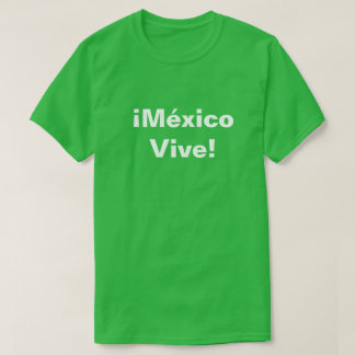 Camiseta T-Shirt for Mexico
