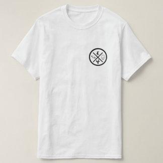 Camiseta T-shirt logo et alien skateur