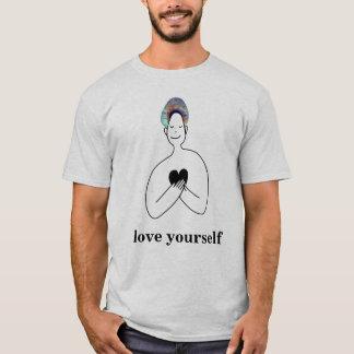 Camiseta T- shirt : Love Yourself