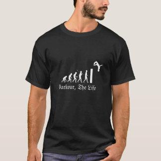 "Camiseta T-Shirt ""Parkour The Life """