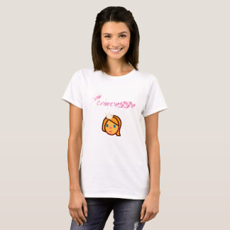 Camiseta T-shirt princesa