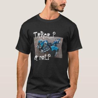 Camiseta t-shirt triker noir