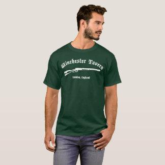 Camiseta Taberna de Winchester - su refugio del zombi