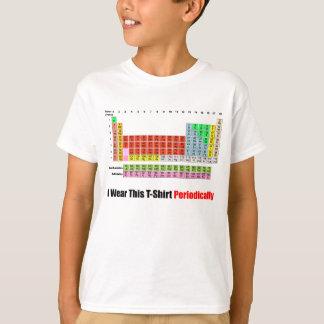Camiseta Tabla periódica