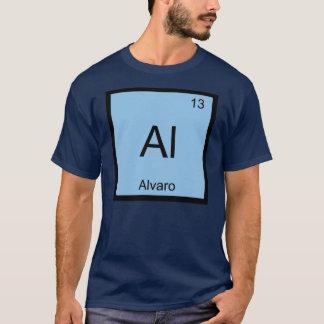 Camiseta Tabla periódica del elemento conocido de la