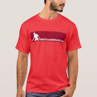 Camiseta TableTennisNetwork.com