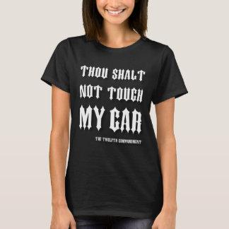 Camiseta Tacto de Shalt de mil no mi divertido inglés viejo