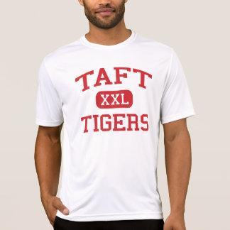 Camiseta Taft - tigres - High School secundaria de Taft -