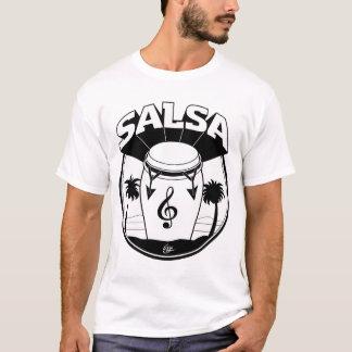Camiseta TAMBOR b de la SALSA: w