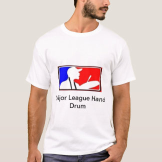 Camiseta Tambor de la mano de la primera división