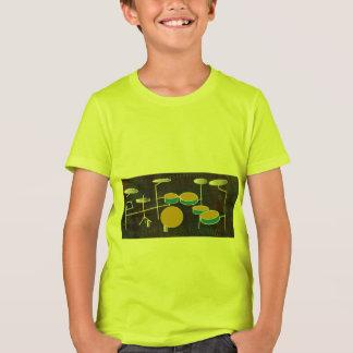 Camiseta Tambores y más tambores