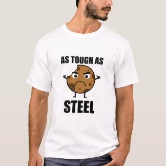 Camiseta Tan duro como el acero