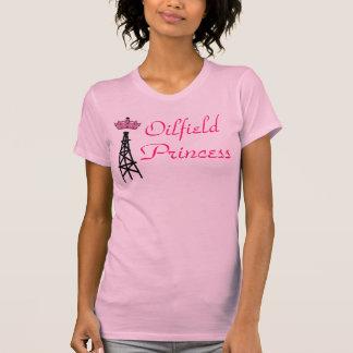 Camiseta Tanktop rosado de la princesa del campo