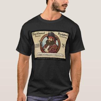 Camiseta Tapones rugosos de la marca de Blackbeard