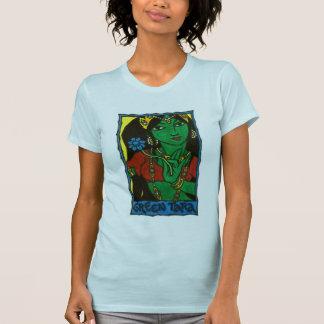 Camiseta Tara verde