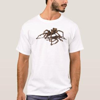 Camiseta ¡Tarantula! Fotografía espeluznante de las arañas