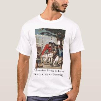 Camiseta Tarring y cambio de paso