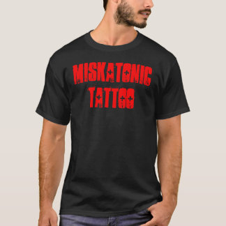 Camiseta Tatuaje de Miskatonic