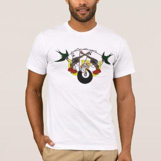 Camiseta Tatuaje del Rockabilly