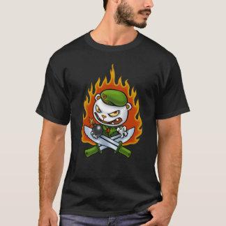 Camiseta Tatuaje Flippy de la llama