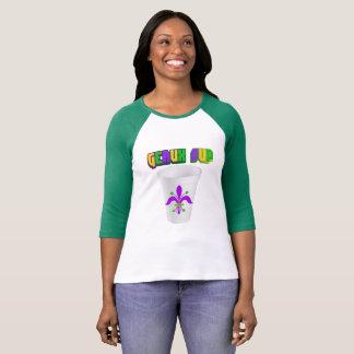 Camiseta Taza de Geaux