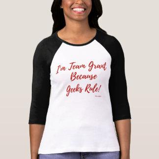Camiseta #TeamGrant