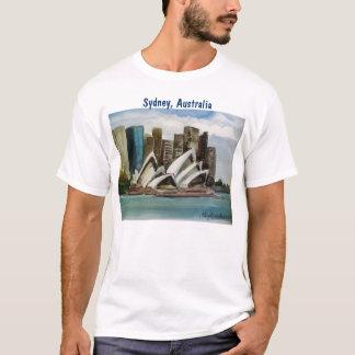Camiseta Teatro de la ópera de Sydney, Australia