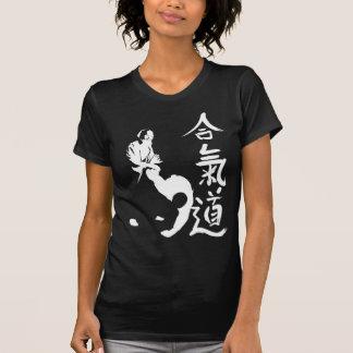 Camiseta Técnica del Aikido de O'sensei