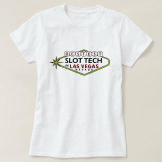 Camiseta Tecnología de la ranura de Las Vegas Bestest
