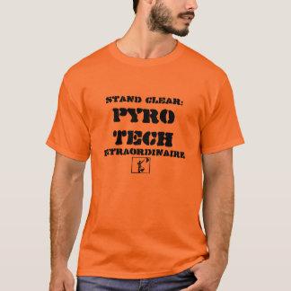 Camiseta Tecnología pira Extraordinaire
