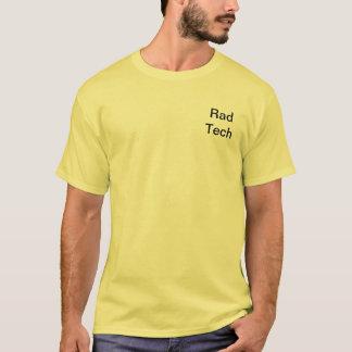 Camiseta Tecnólogo de la radiología